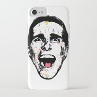 american psycho iPhone & iPod Cases featuring American Psycho by CultureCloth