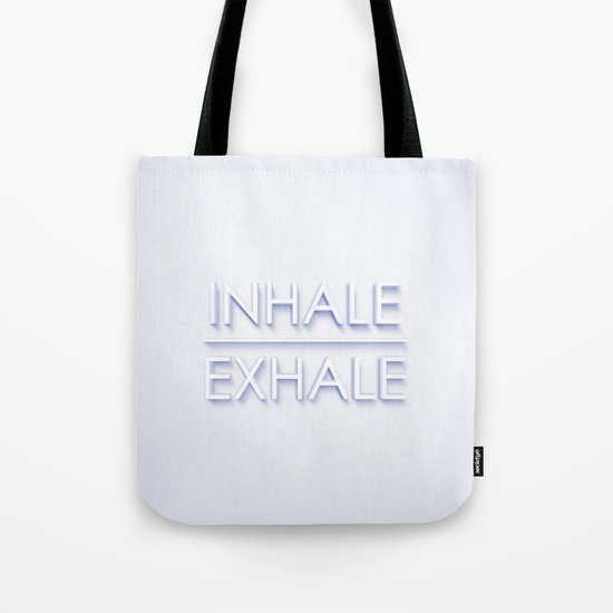 Inhale Exhale by joyrecibe