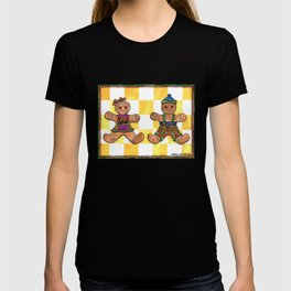 The Gingerbread Twins T-shirt