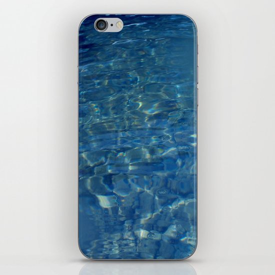 SEA PATTERN iPhone & iPod Skin