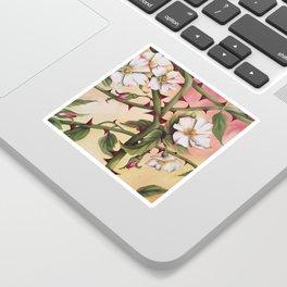 Vanilla Rose III Sticker