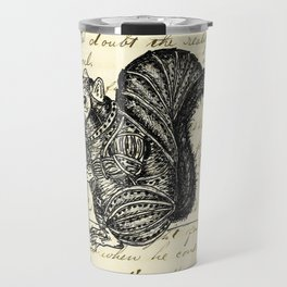 Warrior Squirrel Travel Mug