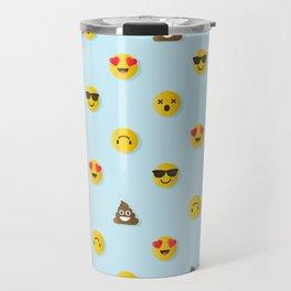 Emoji Daydream Travel Mug