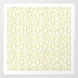 TULIPE Art Print