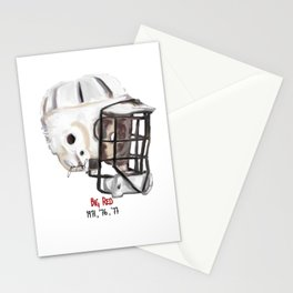Big Red Bucket Stationery Cards