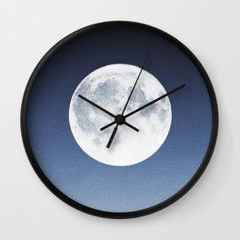 Moonrise Wall Clock