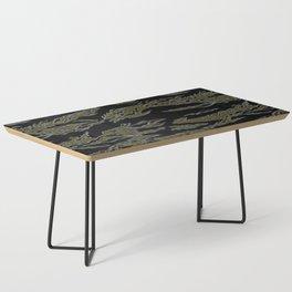 Tiger Camo Coffee Table