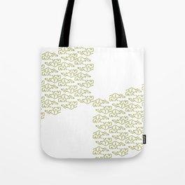 Rural Urban Pattern Tote Bag