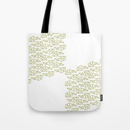 Rural Urban Pattern Tote Bag