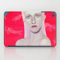 koi iPad Cases featuring Koi by Josh Merrick