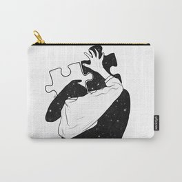 The puzzle love. Carry-All Pouch