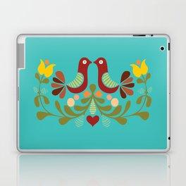 Vector folk art design Laptop & iPad Skin