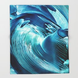 Swirl Throw Blanket