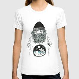 Ocean dreamer sailor T-shirt