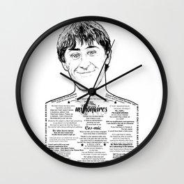 Alright Dave Wall Clock
