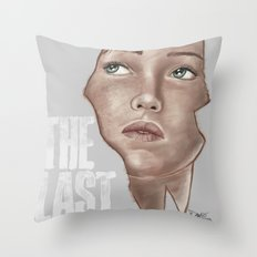 That Little Girl Throw Pillow