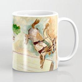 Books and imagination Coffee Mug