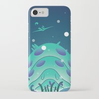 nausicaa iPhone & iPod Cases featuring Nausicaa Valley of the Wind by Oliver Sin