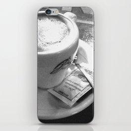 Cappuccino iPhone Skin