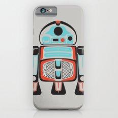 Silver Tenderfoot - Alliance Is Rebellion - R2-D2, wars, star iPhone 6s Slim Case