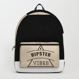Hipster Vibes Backpack