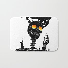 One with the Universe (Existential Diffusion) Bath Mat