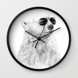 Don't let the sun go down Wall Clock