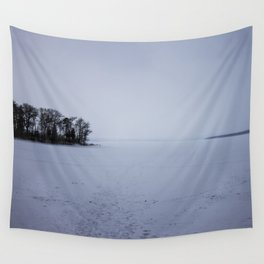 winter paradise • nature photography Wall Tapestry