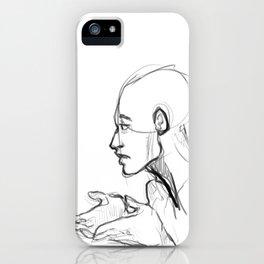 Gesture iPhone Case