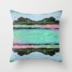OCEANA Throw Pillow