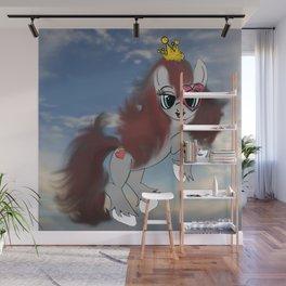 Queen of Hearts Wall Mural