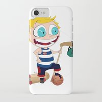 sport iPhone & iPod Cases featuring Sport star by JoshEssel