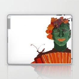 Фантомас с гармошкой Laptop & iPad Skin