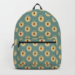 Quadrille 2 (Duck Egg Blue) Backpack