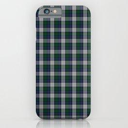 Graham Dress Tartan iPhone Case