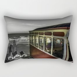 Ticket to Ride Rectangular Pillow