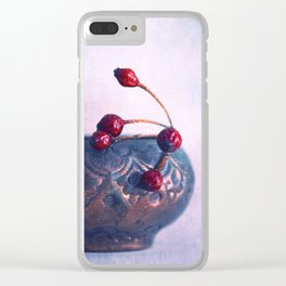 last summer Clear iPhone Case