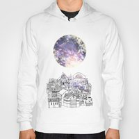 cincinnati Hoodies featuring Cincinnati Fairy Tale by Signe
