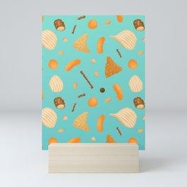 Dirty Finger Snacks Mini Art Print