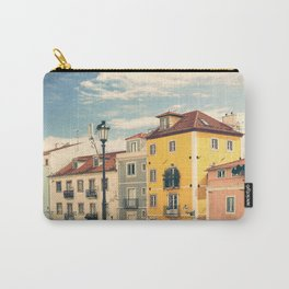 Porugal - summer street view Carry-All Pouch