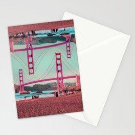 Golden Daze Stationery Cards