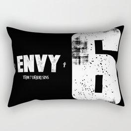 7 Deadly sins - Envy Rectangular Pillow