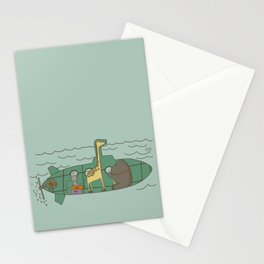 Vacations II Stationery Cards
