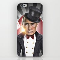 putin iPhone & iPod Skins featuring PUTIN  by NOXBIL