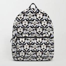 Interwoven XX - Black Backpack