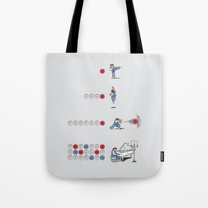 The Ultimate Combo Tote Bag