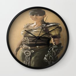 Furiosa, Mad  Max Wall Clock