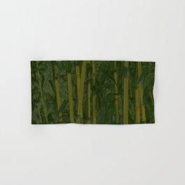 Bamboo jungle Hand & Bath Towel