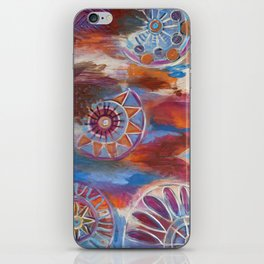 Abstract Mandalas iPhone Skin