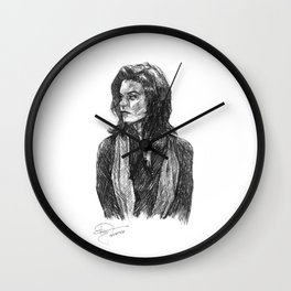 """I KNOW!""  Wall Clock"